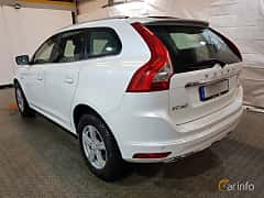 Back/Side of Volvo XC60 D4 Geartronic, 190ps, 2016