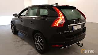 Back/Side of Volvo XC60 D4 Manual, 190ps, 2016