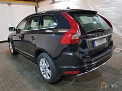 Back/Side of Volvo XC60 D4 Geartronic, 181ps, 2015