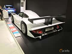 Bak/Sida av Porsche 911 GT1 3.2 H6 Manual, 544ps, 1997