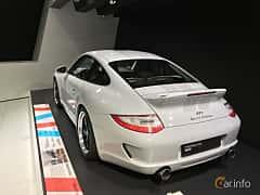 Bak/Sida av Porsche 911 Sport Classic 3.8 H6 Manual, 408ps, 2010