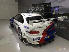 Bak/Sida av BMW M3 GTR GT2  Manual, 500ps, 2004