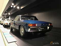 Bak/Sida av Porsche 914/6 2.0 Manual, 110ps, 1970