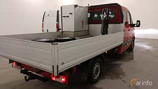 Back/Side of Volkswagen Crafter Chassi Double Cab 2.5 TDI Manual, 109ps, 2009