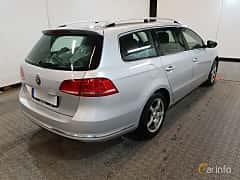 Bak/Sida av Volkswagen Passat Variant 1.4 TSI Multifuel DSG Sequential, 160ps, 2012