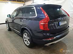 Back/Side of Volvo XC90 T8 AWD Geartronic, 407ps, 2017