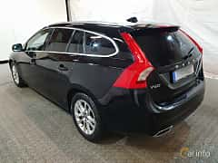 Back/Side of Volvo V60 D4 AWD Geartronic, 181ps, 2015