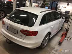 Back/Side of Audi A4 Avant 2.0 TDI DPF quattro Manual, 150ps, 2015