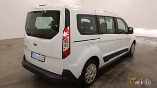 Bak/Sida av Ford Tourneo Connect LWB 1.6 TDCi Manual, 95ps, 2015