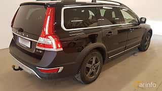 Bak/Sida av Volvo XC70 D4 AWD Geartronic, 181ps, 2016