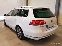 Bak/Sida av Volkswagen Passat Variant 2.0 TDI BlueMotion  DSG Sequential, 170ps, 2012