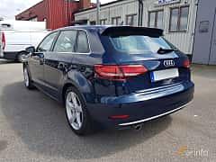 Bak/Sida av Audi A3 Sportback 1.6 TDI Manual, 116ps, 2018