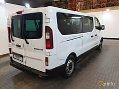 Bak/Sida av Renault Trafic Minibus 1.6 dCi Manual, 125ps, 2016
