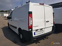 Back/Side of Peugeot Expert Panel Van 2.0 HDi Manual, 128ps, 2012