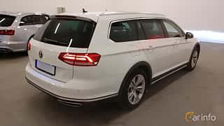 Back/Side of Volkswagen Passat Alltrack 2.0 TSI 4Motion DSG Sequential, 220ps, 2018
