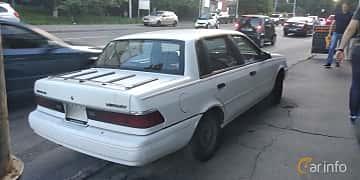 Back/Side of Mercury Topaz 2.3 98ps, 1994