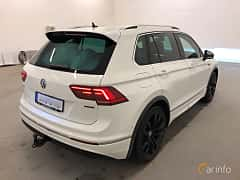 Back/Side of Volkswagen Tiguan 2.0 TDI SCR BlueMotion 4Motion DSG Sequential, 190ps, 2018