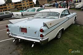 Back/Side of Dodge Royal Lancer 2-door 5.3 V8 PowerFlite, 249ps, 1957