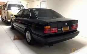Bak/Sida av BMW 540i Sedan  Automatic, 286ps, 1995