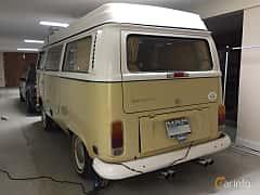Bak/Sida av Volkswagen Transporter 1600 Minibus 1.6 Manual, 48ps, 1968