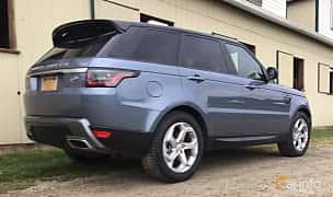 Bak/Sida av Land Rover Range Rover Sport 3.0 V6 4WD Automatic, 340ps, 2018