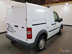 Back/Side of Ford Transit Connect SWB 1.8 TDDi Manual, 75ps, 2008