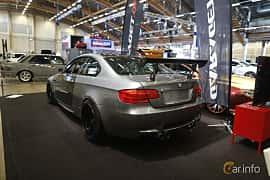 Bak/Sida av BMW M3 GT4  Drivelogic, 480ps, 2010 på Bilsport Performance & Custom Motor Show 2019