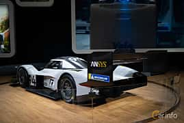 Back/Side of Volkswagen I.D. R ? kWh AWD Single Speed, 693ps, 2018 at LA Motor Show 2018