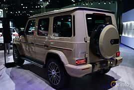 Bak/Sida av Mercedes-Benz G 500  9G-Tronic, 421ps, 2019 på LA Motor Show 2018