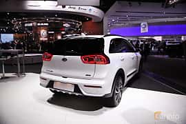 Back/Side of Kia Niro 1.6 DCT, 146ps, 2017 at North American International Auto Show 2017