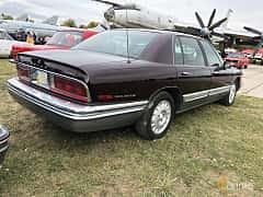 Back/Side of Buick Park Avenue 1991 at Old Car Land no.2 2019