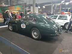 Back/Side of Aston Martin DB2 Coupé 2.6 Manual, 126ps, 1952 at Warsawa Motorshow 2018