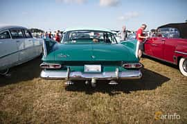 Back of Plymouth Belvedere 4-door Sedan 5.2 V8 TorqueFlite, 233ps, 1959 at Wheels & Wings 2017