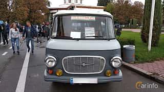 Front  of Barkas B1000 1.0 Manual, 48ps, 1978 at Old Car Land no.2 2018