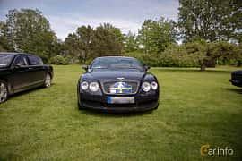 Front  of Bentley Continental GT 6.0 W12 Automatic, 560ps, 2007 at Rolls-Royce och Bentley, Norrviken Båstad 2019