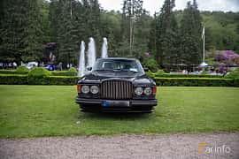 Front  of Bentley Turbo R 6.75 V8 Automatic, 313ps, 1989 at Rolls-Royce och Bentley, Norrviken Båstad 2019
