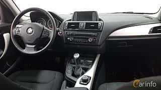 Interiör av BMW 116i 5-door 1.6 Manual, 136ps, 2015