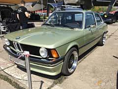 KGK791 - BMW 320i Sedan 2.0 Manual, 110hp, 1978