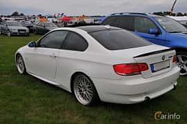 BMW 335d Coupé Steptronic, 6-speed