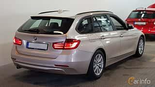 Bak/Sida av BMW 320d Touring 2.0 Manual, 163ps, 2015