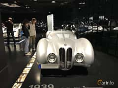 Fram av BMW 328 2.0 Manual, 80ps, 1939