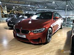 Fram/Sida av BMW M4 Coupé 3.0 DCT, 431ps, 2014