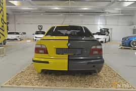 Back of BMW M5 Sedan  Manual, 400ps, 2000 at Bilsport Performance & Custom Motor Show 2019
