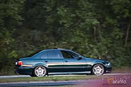 Bak/Sida av BMW M5 Sedan 5.0 V8 Manual, 400ps, 1999