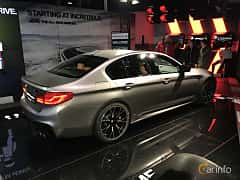 Bak/Sida av BMW M5 Competition  Steptronic, 625ps, 2019