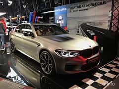 Fram/Sida av BMW M5 Competition  Steptronic, 625ps, 2019