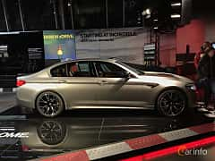 Sida av BMW M5 Competition  Steptronic, 625ps, 2019