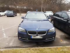 Front  of BMW 520d Touring 2.0 Steptronic, 190ps, 2016