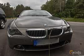 Front  of BMW 645Ci Convertible  Automatic, 333ps, 2004 at Joe's garage 2019´s stora Jaugurevent