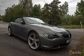Front/Side  of BMW 645Ci Convertible  Automatic, 333ps, 2004 at Joe's garage 2019´s stora Jaugurevent